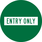New_Zealand_road_sign_-_Entry_Only.svg